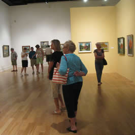 Vero Beach Museum of Art Opening